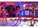 Pokaz taneczny - brazylijska samba