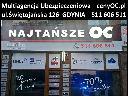 Ubezpieczenie OC Gdynia w 27 Firmach + cenyOC.pl + Multiagencja Gdynia, Gdynia, Sopot, pomorskie