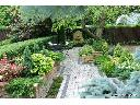 Projektowanie ogrodów, ogrody, Garwolin, fontanna, murek,