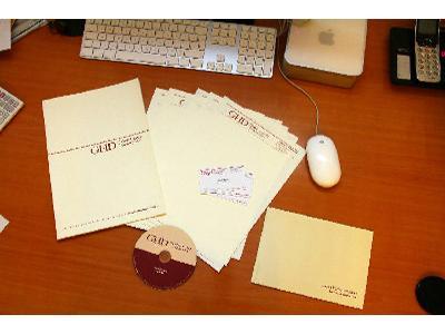 Identyfikacja wizualna - druki firmowe  - kliknij, aby powiększyć