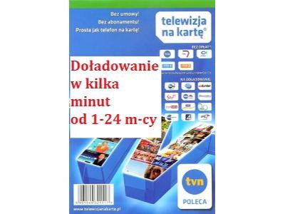 Telewizja N Na Karte Doładowanie.Doładowanie Telewizji Na Kartę W Kilka Minut Tnk Nr 404758 Lokalizacja Cała Polska