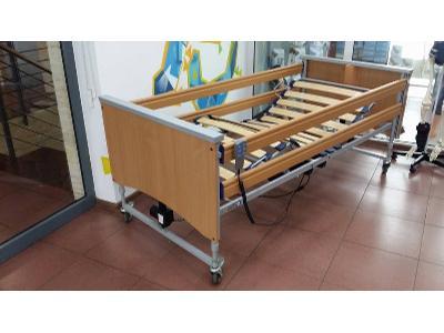 Wypożyczalnia łóżek Rehabilitacyjnych łóżko Rehabilitacyjne Nr 456817 Lokalizacja Sosnowiec Woj śląskie