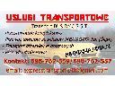 Transport Busem DMC 3,5t  TANIO-SZYBKO-SOLIDNIE !!!