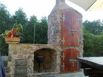 Budujemy grille, wędzarnie, grillo-wędzarnie murowane, tarasy, altany, cała Polska