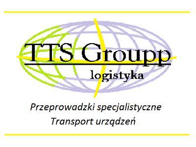 TTS Groupp - Więcej niż logistyka, Warszawa (mazowieckie)
