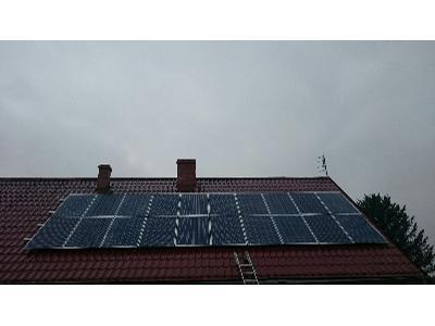 Kolektory słoneczne,panele fotowoltaiczne,usługi hydrauliczne