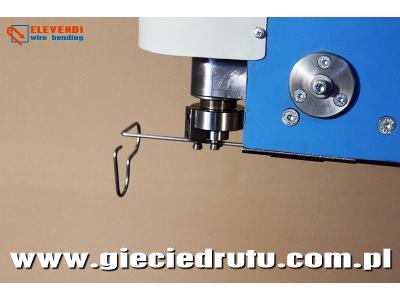 Gięcie drutu CNC  - kliknij, aby powiększyć