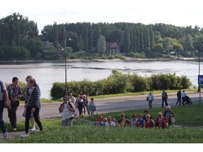 Bulwary nad Wisłą - Toruń - kliknij, aby powiększyć