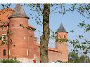 Wyjatkowe atrakcje, noclegi na zamku w Tykocinie.
