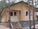 Domy drewniane, rośliny ogrodowe, cebulki kwiatowe, Zakopane, małopolskie