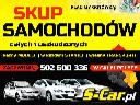 Auto Skup Samochodów Aut Używanych Sprawne Uszkodzone www.s-car.pl, świdnik, lubelskie