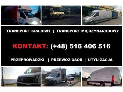 # # # PRZEPROWADZKI # # TRANSPORT KRAJ # # TRANSPORT ZAGRANICA # # #