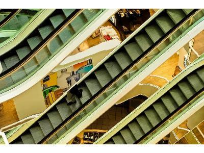 Zakupy w centrach handlowych