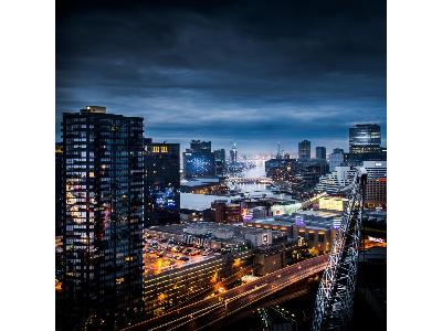 Tętniące życiem miasto