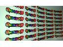 Naklejki 3D etykiety spożywcze kosmetyczne druk cyfrowy litery samop, Warszawa, mazowieckie