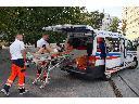 Transport medyczny chorych przewóz pacjenów karetka ambulans, Warszawa, mazowieckie