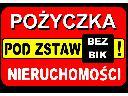 POŻYCZKA TPW POD ZSTW NIERUCHOMOŚCI,  (cała Polska)
