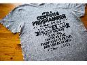 Zabawna koszulka z nadrukiem
