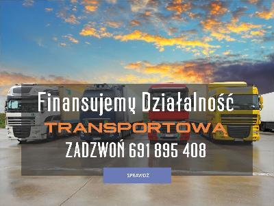 kredyty dla firm transportowych - kliknij, aby powiększyć