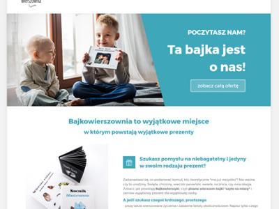 Strona bajkowierszownia.pl - kliknij, aby powiększyć