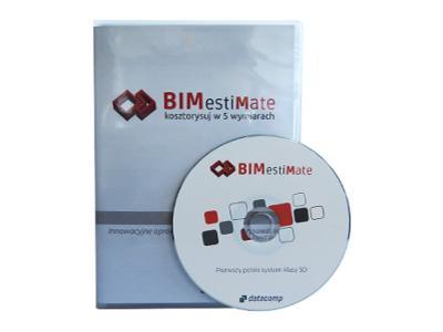 BIMestiMate program do kosztorysowania - kliknij, aby powiększyć