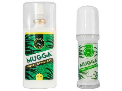 Repelent MUGGA - kliknij, aby powiększyć
