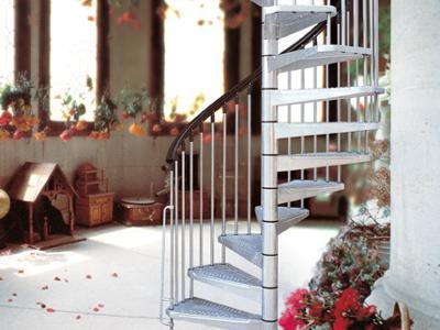 schody wewnetrzne, zewnetrzne, stalowe - kliknij, aby powiększyć