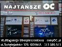 Renault OC Gdynia / cenyOC.pl / Tel. 511 6O3 511 / ul. Starowiejska 13, Gdynia, Sopot, Rumia, Reda, pomorskie