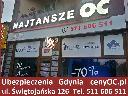 Ubezpieczenie OC Gdynia Multiagencja +27 Firm +zniżki 70% / cenyOC.pl, Gdynia, Sopot, Rumia, Gdańsk, pomorskie