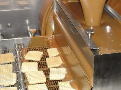 Maszyna do produkcji czekolady typu Młyn Kulowy firmy Techmasz , Wrocław, Gdańsk, Rzeszów, Bielsko-Biała (wielkopolskie)