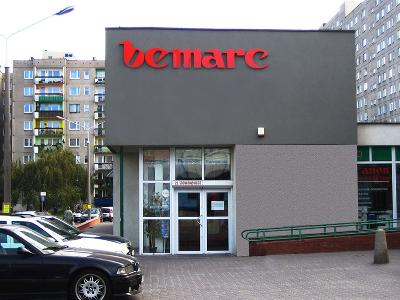 BEMARC - Technika Biurowa, Copy Center - Opole - kliknij, aby powiększyć