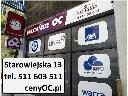 Ubezpieczenie Ford Gdynia OC+AC za 870zł Multiagencja Gdynia +27 Firm, Gdynia, Sopot, Rumia, Reda, pomorskie
