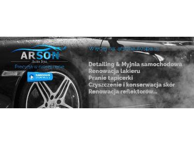 ARSON Auto Spa - kliknij, aby powiększyć