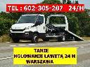 Pomoc drogowa Warszawa /Ursynów /Mokotów /24 h , WARSZAWA (mazowieckie)