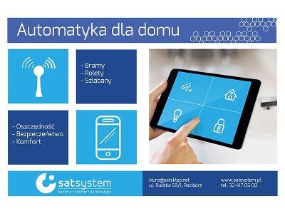 Bezpieczeństwo i wygoda- automatyka dla każdego domu - kliknij, aby powiększyć