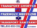 Przewóz Chorych prywatną karetką. Transport medyczny sanitarny oraz n, Warszawa, mazowieckie