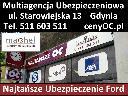 Mercedes Ubezpieczenie OC Gdynia / cenyOC.pl +27 Firm Multiagencja CU, Gdynia, Sopot, Rumia, Reda, pomorskie