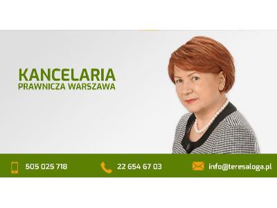 KANCELARIA PRAWNICZA TEDA, Warszawa (mazowieckie)