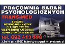 Psychotesty dla kierowców - Radomsko, Radomsko, łódzkie