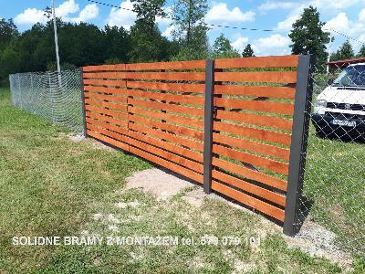 Montaż ogrodzeń, ogrodzenia (siatka, panele, inne) - WOLNE TERMINY