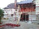 Malowanie dachów, mycie dachów, impregnacja dachu, mycie fasad