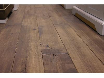 Deska podłogowa, podłogi drewniane, deska ręcznie postarzana LEGAR