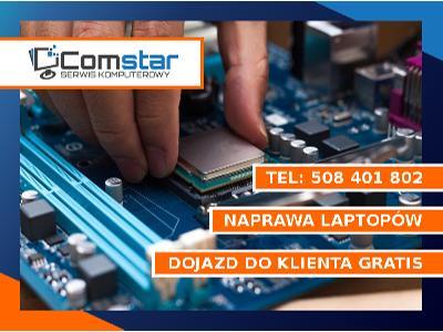 Comstar - Serwis Komputerowy - kliknij, aby powiększyć