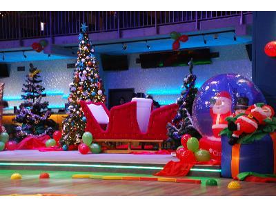 Symulator sań Mikołaja- wynajem - Play-Max Events - kliknij, aby powiększyć
