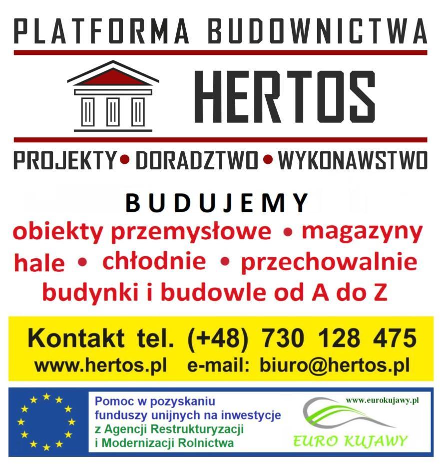 Usługi ogólnobudowlane, budownictwo rolnicze, budownictwo przemysłowe, Konin, wielkopolskie