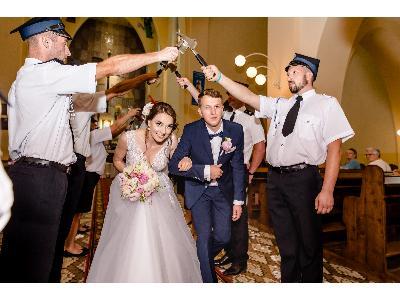 Fotografia ślubna - kliknij, aby powiększyć