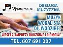 Śpiewający i grający DJ - wodzirej Opium - obsługa muzyczna, Godziszka (śląskie)