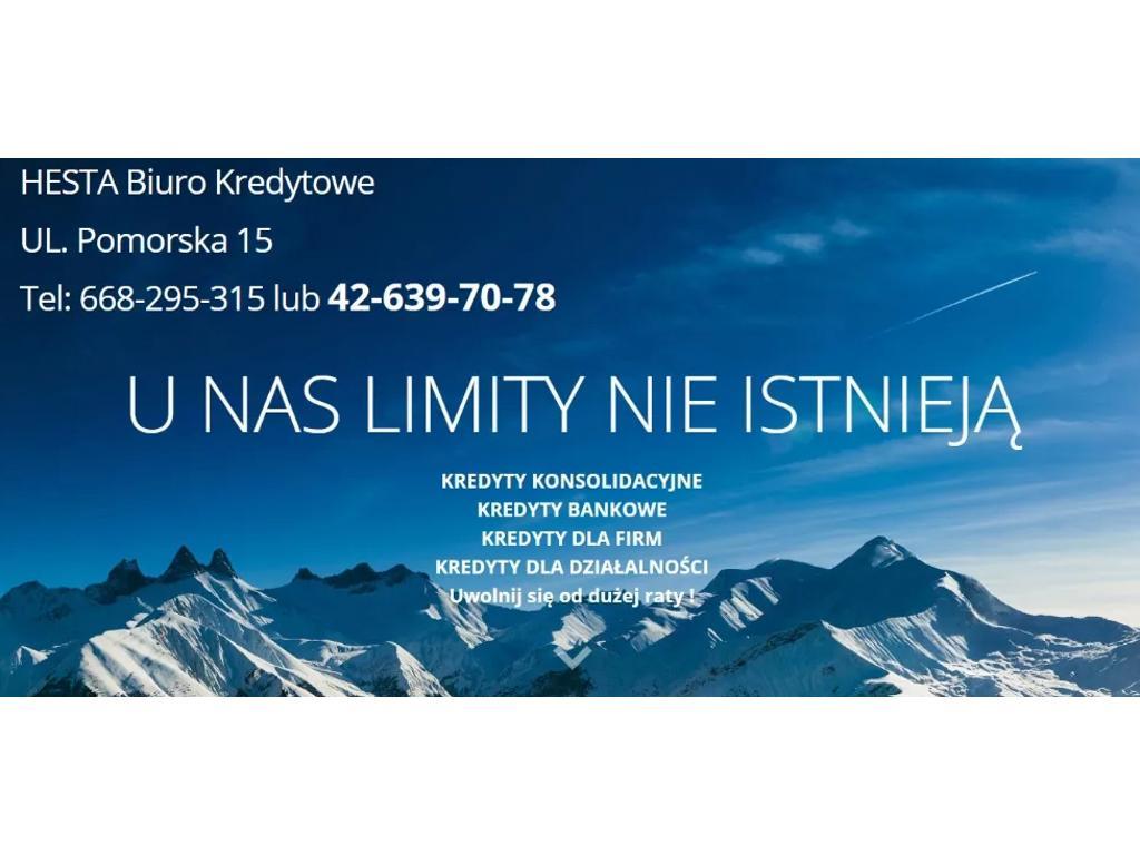 Konsolidacje Kredyty Bankowe Pożyczki Pozabankowe - Uwolnij się od rat, Łódź, łódzkie