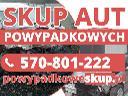 Skup uszkodzonych aut - Skup samochodów uszkodzonych,aut felernych, Polska (śląskie)
