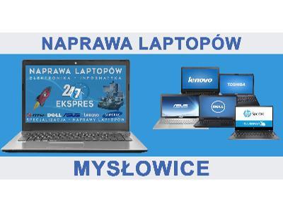 naprawa laptopów - kliknij, aby powiększyć